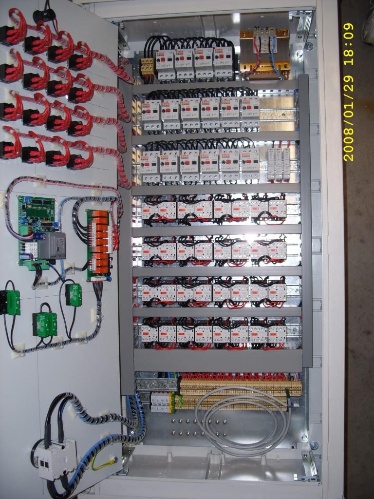 Schema Elettrico Industriale : Banchi fertirrigazione sistemi agrimix l savona albenga
