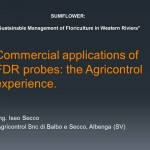 Commercial applications of FDR probes